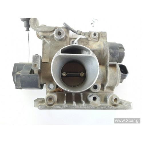 Πεταλούδα Γκαζιού FIAT PUNTO 1999 - 2003 ( 188 ) MAGNETI MARELLI XC7774