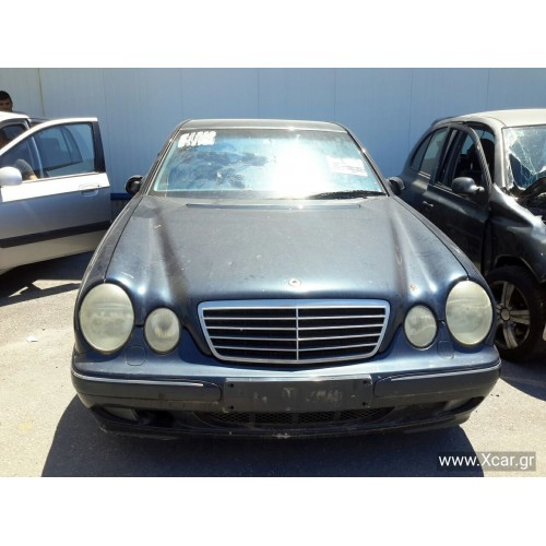 Ολόκληρο Αυτοκίνητο MERCEDES E CLASS 1999 - 2002 ( W210 ) XC7956