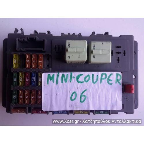 Ασφαλειοθήκη MINI COOPER 2004 - 2006 518030515ES
