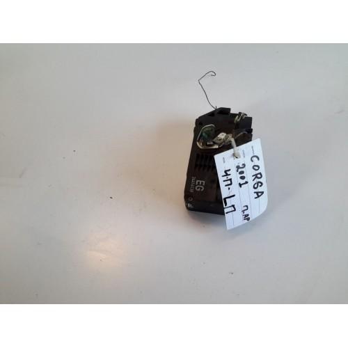Κλειδαριά Πόρτας Ηλεκτρομαγνητική OPEL CORSA 2000 - 2004 ( C ) Πίσω Αριστερά XC1454
