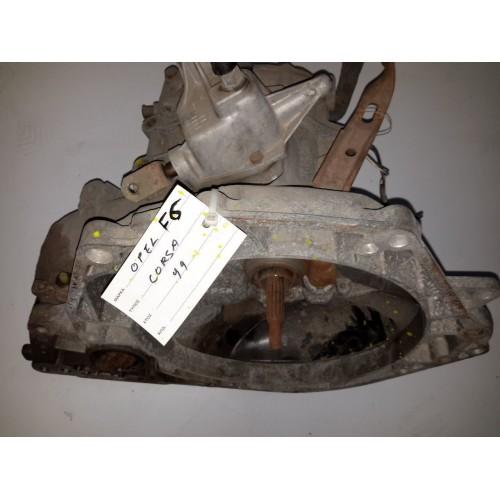Σασμάν Χειροκίνητο OPEL CORSA 1993 - 2000 ( B ) XC2232