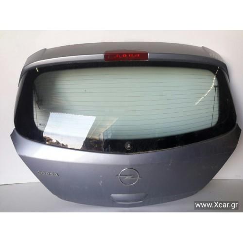 Τζαμόπορτα OPEL CORSA 2006 - 2011 ( D ) XC8088