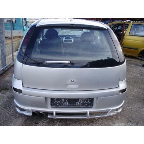 Ολόκληρο Αυτοκίνητο OPEL CORSA 2000 - 2004 ( C ) XC1389