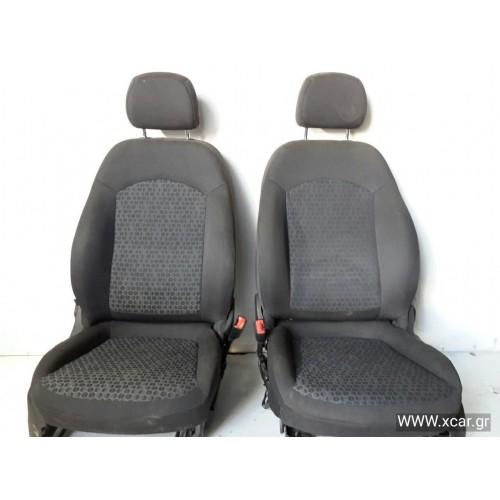 Καθίσματα Με Αερόσακο OPEL CORSA 2014 - ( E ) XC47737