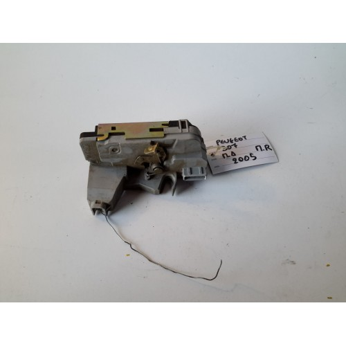Κλειδαριά Πόρτας Ηλεκτρομαγνητική PEUGEOT 307 2001 - 2005 ( 3A ) ( 3C ) Πίσω Δεξιά XC1217
