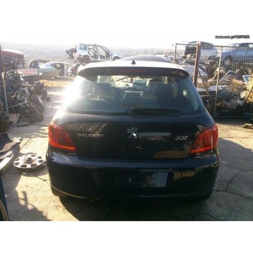 Ολόκληρο Αυτοκίνητο PEUGEOT 307 2001 - 2005 ( 3A ) ( 3C ) XC542