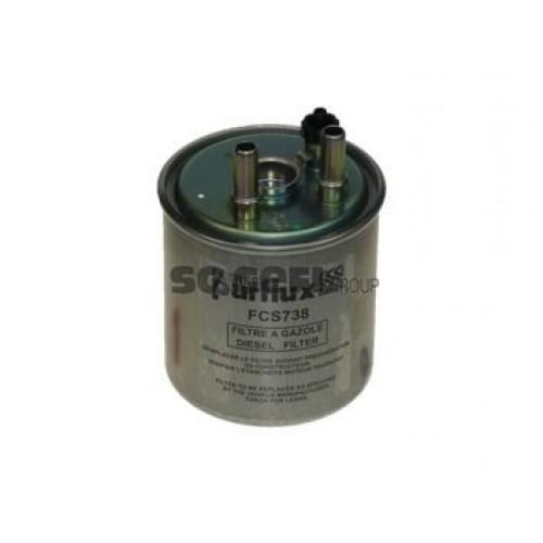 Φίλτρο καυσίμων RENAULT LAGUNA 2007 - 2012 PURFLUX FCS738