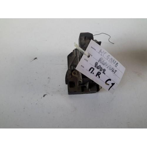 Κλειδαριά Πόρτας Ηλεκτρομαγνητική RENAULT MEGANE 1999 - 2002 Πίσω Δεξιά XC1315