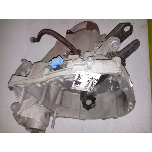Σασμάν Χειροκίνητο RENAULT TWINGO 2007 - 2012 ( CN0 ) XC2390