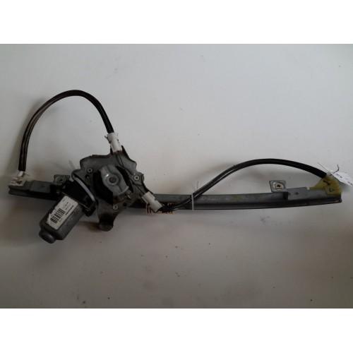 Γρύλος Παραθύρου Με Μοτέρ RENAULT CLIO 2001 - 2005 Εμπρός Δεξιά XC2433