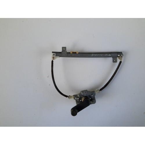 Γρύλος Παραθύρου Μηχανικός RENAULT SCENIC 1999 - 2003 ( JA ) Πίσω Αριστερά XC2584