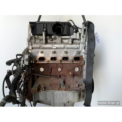 Κινητήρας - Μοτέρ RENAULT MEGANE 2002 - 2005 K4J730