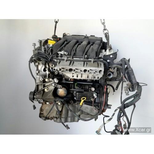 Κινητήρας - Μοτέρ RENAULT CLIO 2001 - 2005 K4J712
