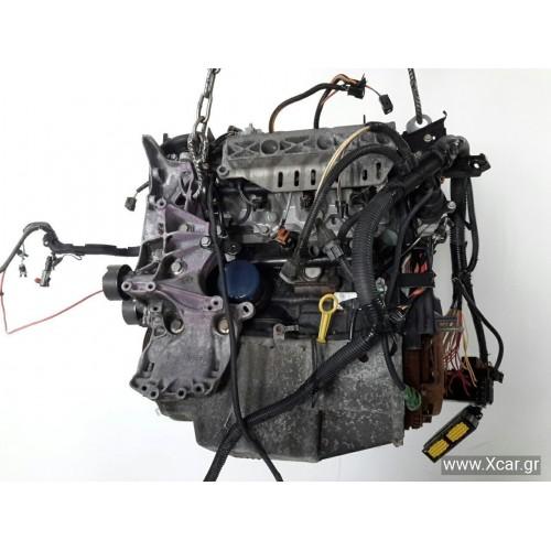 Κινητήρας - Μοτέρ RENAULT SCENIC 1999 - 2003 ( JA ) K4J750