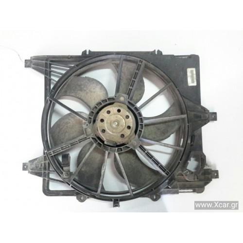 Βεντιλατέρ Νερού RENAULT KANGOO 1998 - 2003 ( KC ) XC8068