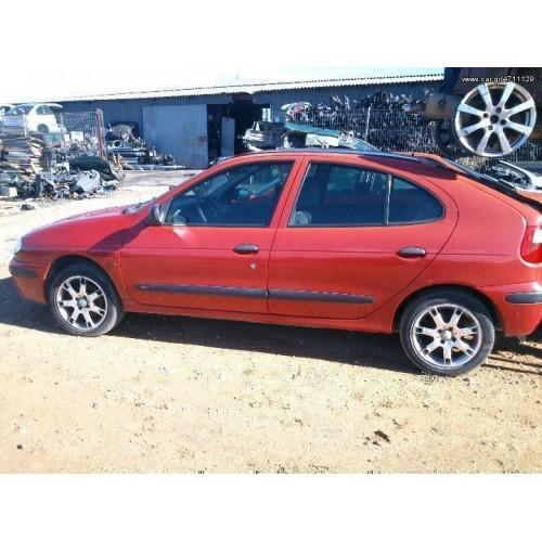 Ολόκληρο Αυτοκίνητο RENAULT MEGANE 1999 - 2002 XC710