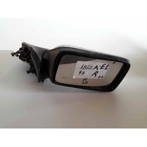 Καθρέφτης Μηχανικός Βαφόμενος SEAT IBIZA 1997 - 1998 ( 6K ) Δεξιά XC659