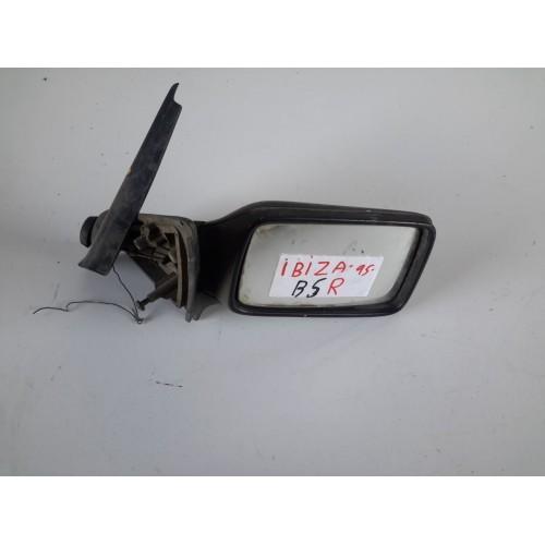 Καθρέφτης Μηχανικός Μη Βαφόμενος SEAT IBIZA 1995 - 1997 ( 6K ) Δεξιά XC1073