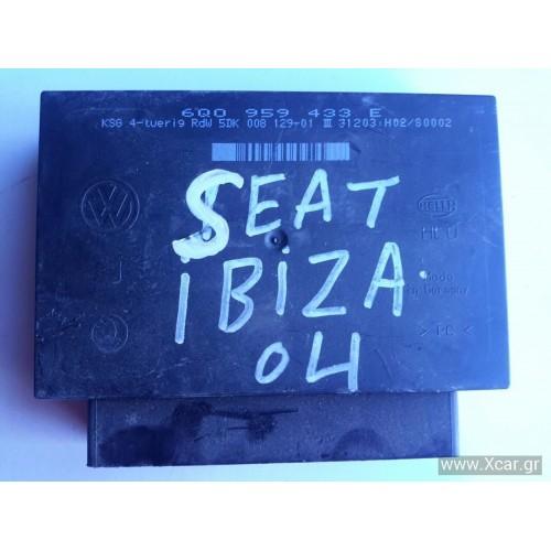 Μονάδα Άνεσης SEAT IBIZA 2002 - 2006 ( 6LZ ) 6Q0959433E