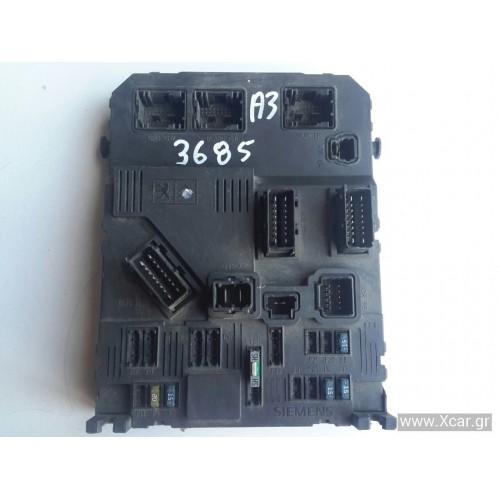Μονάδα Άνεσης PEUGEOT 206 2002 - 2009 ( F/L ) SIEMENS S118085220A