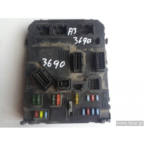 Ασφαλειοθήκη CITROEN C3 2002 - 2006 ( FC ) SIEMENS S118085200L
