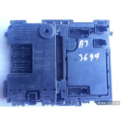 Μονάδα Άνεσης PEUGEOT 206 2002 - 2009 ( F/L ) SIEMENS S105872300G
