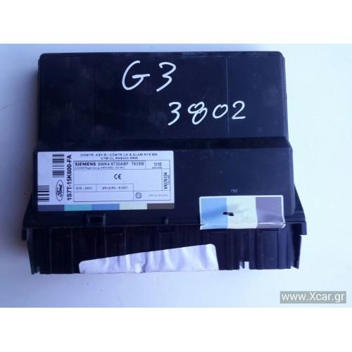 Πλακέτα Κεντρικού Κλειδώματος FORD FOCUS 1998 - 2001 ( MK1A ) SIEMENS 5WK48730ABF