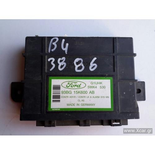 Πλακέτα Κεντρικού Κλειδώματος FORD MONDEO 1996 - 2000 ( Mk2 ) SIEMENS 5WK4530