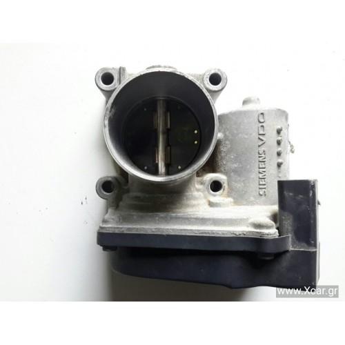 Πεταλούδα Γκαζιού VW POLO 2005 - 2009 ( 9N3 ) SIEMENS 03D133062E