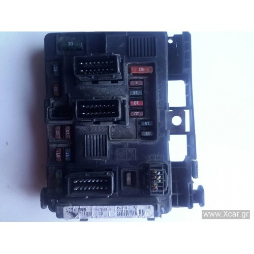 Ασφαλειοθήκη CITROEN C2 2003 - 2008 ( JM ) SIEMENS T118470003
