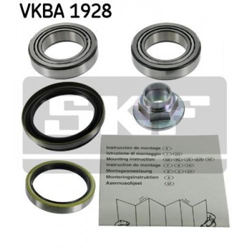 Ρουλεμάν τροχών MAZDA 121 1990 - 1996 ( DB ) SKF VKBA 1928