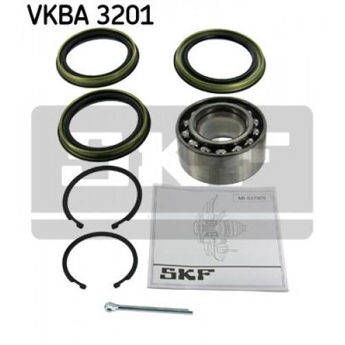 Ρουλεμάν τροχών NISSAN ALMERA 1995 - 1998 ( N15 ) SKF VKBA 3201