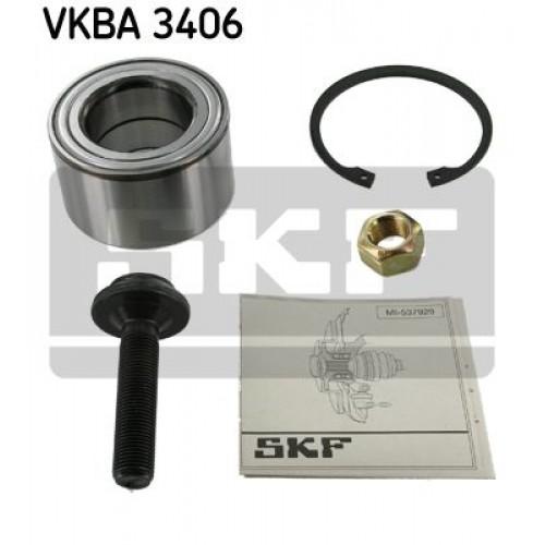 Ρουλεμάν τροχών SKF VKBA 3406