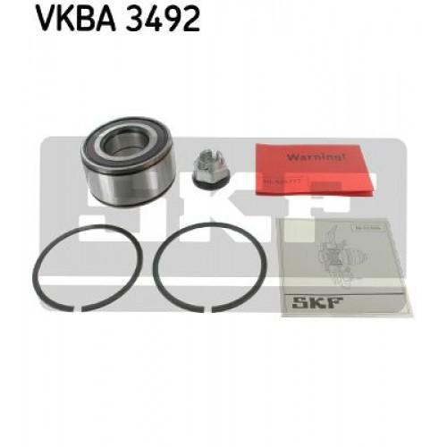 Ρουλεμάν τροχών RENAULT LAGUNA 1994 - 1998 ( B56 ) SKF VKBA 3492