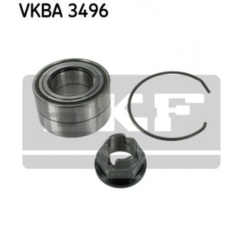Ρουλεμάν τροχών RENAULT 19 1988 -1992 ( B53 ) ( C53 ) SKF VKBA 3496