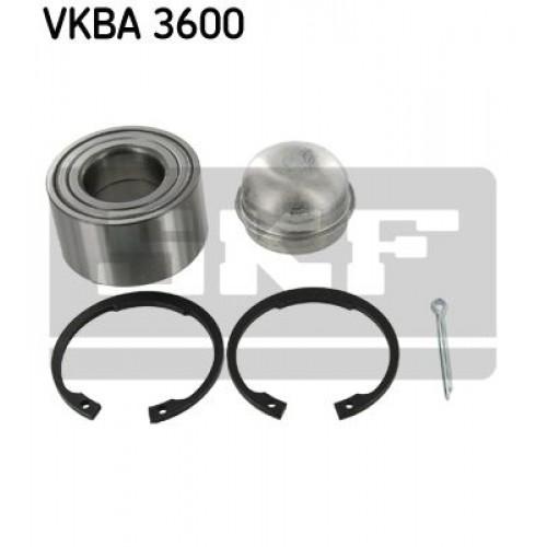 Ρουλεμάν τροχών OPEL CORSA 2000 - 2004 ( C ) SKF VKBA 3600