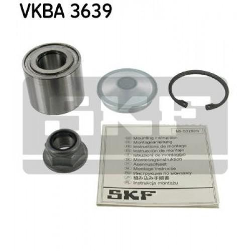 Ρουλεμάν τροχών RENAULT CLIO 2006 - 2009 SKF VKBA 3639