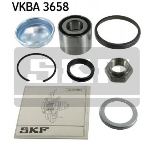 Ρουλεμάν τροχών PEUGEOT 1007 2005 - 2009 SKF VKBA 3658