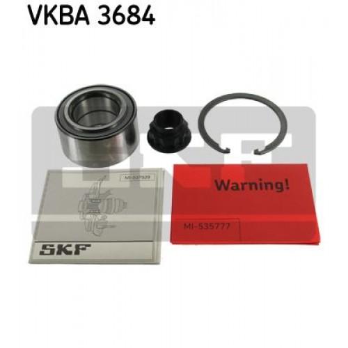 Ρουλεμάν τροχών TOYOTA AYGO 2005 - 2009 ( B10 ) SKF VKBA 3684