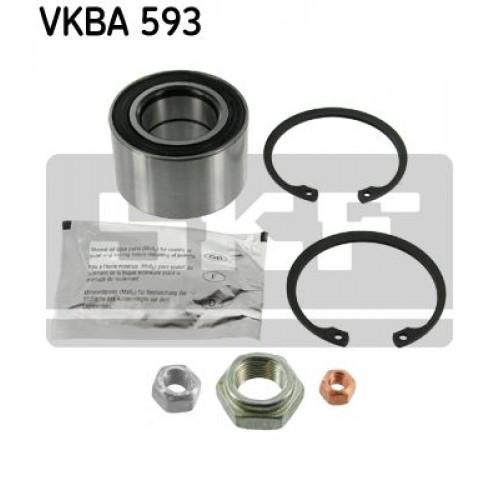 Ρουλεμάν τροχών VW GOLF 1984 - 1992 ( Mk2 ) SKF VKBA 593