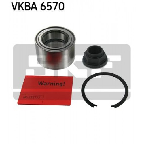 Ρουλεμάν τροχών SKF VKBA 6570