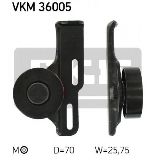 Τεντωτήρας RENAULT MEGANE 1996 - 1998 SKF VKM 36005