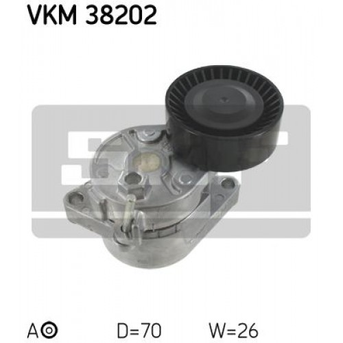Τεντωτήρας BMW X3 2004 - 2007 ( Ε83 ) SKF VKM 38202
