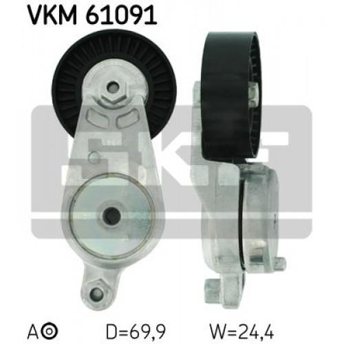 Τεντωτήρας TOYOTA RAV-4 2012 - 2016 SKF VKM 61091