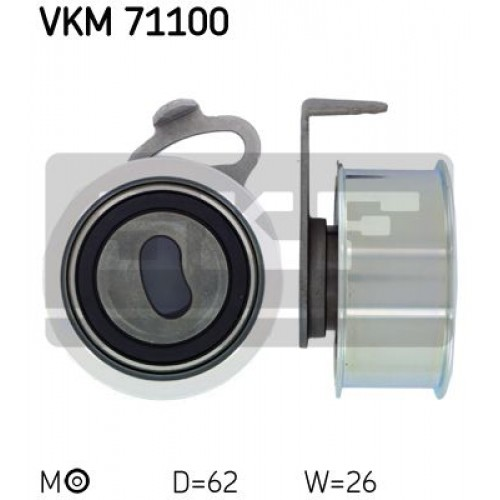 Τεντωτήρας TOYOTA CARINA 1987 - 1992 II ( T170 ) SKF VKM 71100