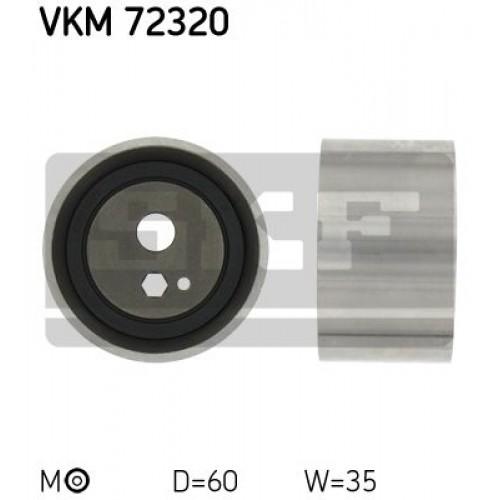 Τεντωτήρας NISSAN VANETTE 1995 - 1996 ( C23 ) SKF VKM 72320