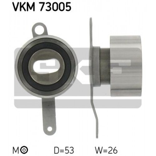 Τεντωτήρας HONDA ACCORD 1998 - 2002 ( CG / H / K / L ) SKF VKM 73005