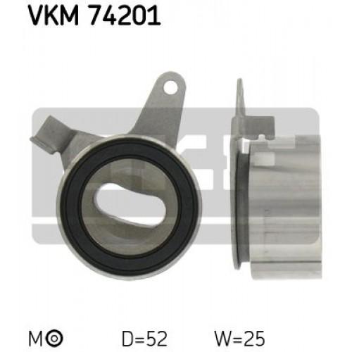 Τεντωτήρας MAZDA 323 2001 - 2003 ( BJ ) SKF VKM 74201