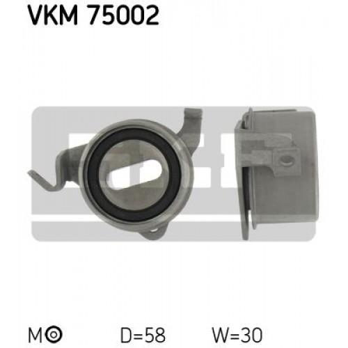 Τεντωτήρας MITSUBISHI LANCER 1992 - 1995 ( CB ) SKF VKM 75002
