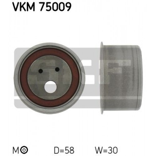 Τεντωτήρας MITSUBISHI LANCER 1992 - 1994 ( C6 ) SKF VKM 75009